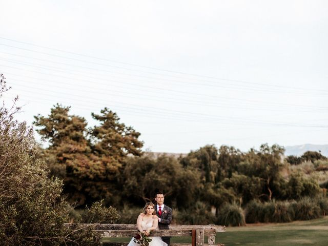 Jake and Leah's Wedding in San Clemente, California 5