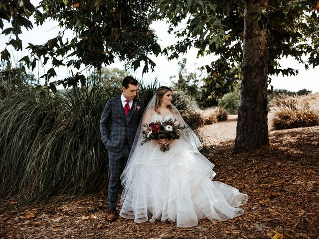 Jake and Leah's Wedding in San Clemente, California 8