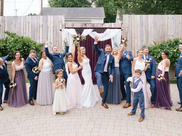 Dave and Lauren's Wedding in Durham, North Carolina 14