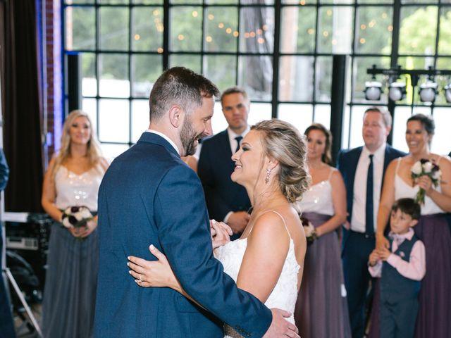 Dave and Lauren's Wedding in Durham, North Carolina 35