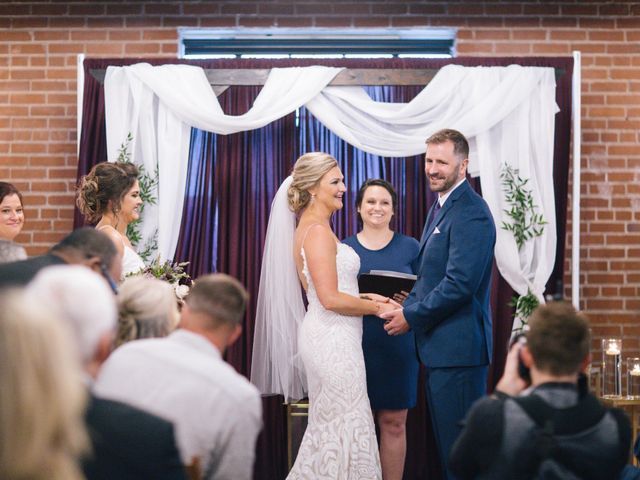 Dave and Lauren's Wedding in Durham, North Carolina 36