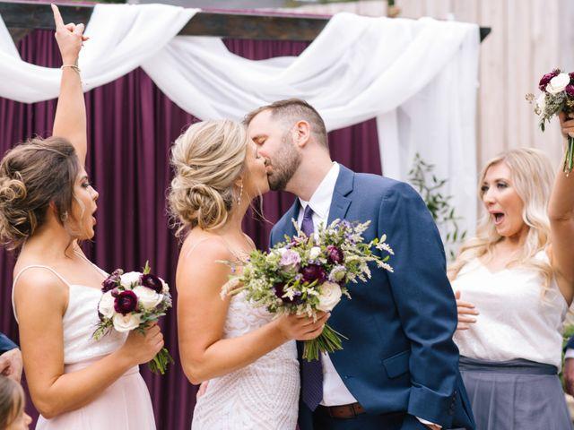 Dave and Lauren's Wedding in Durham, North Carolina 2