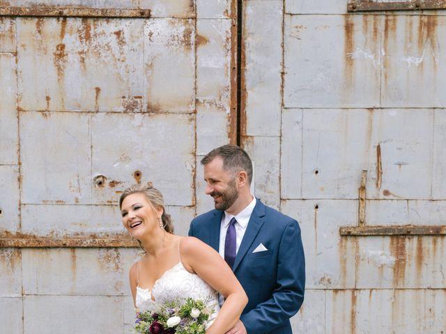 Dave and Lauren's Wedding in Durham, North Carolina 42