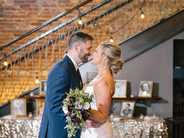 Dave and Lauren's Wedding in Durham, North Carolina 45