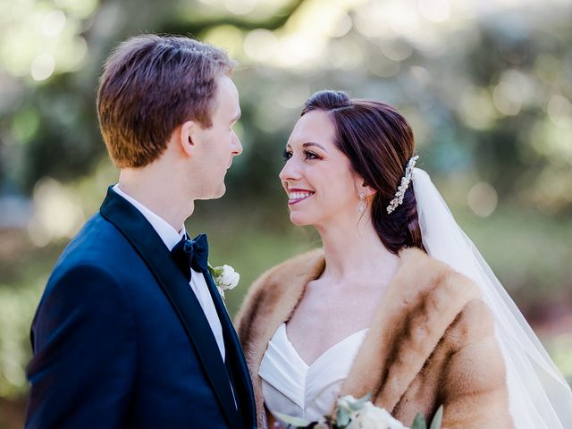 The wedding of Chelsea and Robert