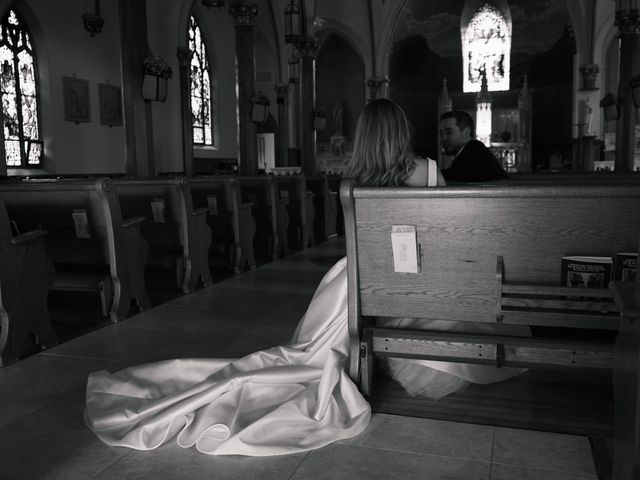 Ethan and Rachel's Wedding in Lake Placid, New York 11
