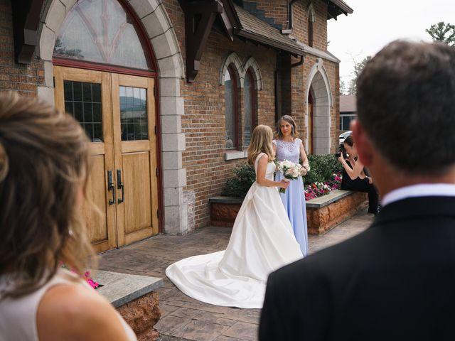 Ethan and Rachel's Wedding in Lake Placid, New York 13