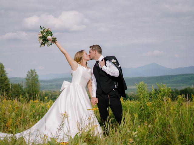 The wedding of Rachel and Ethan