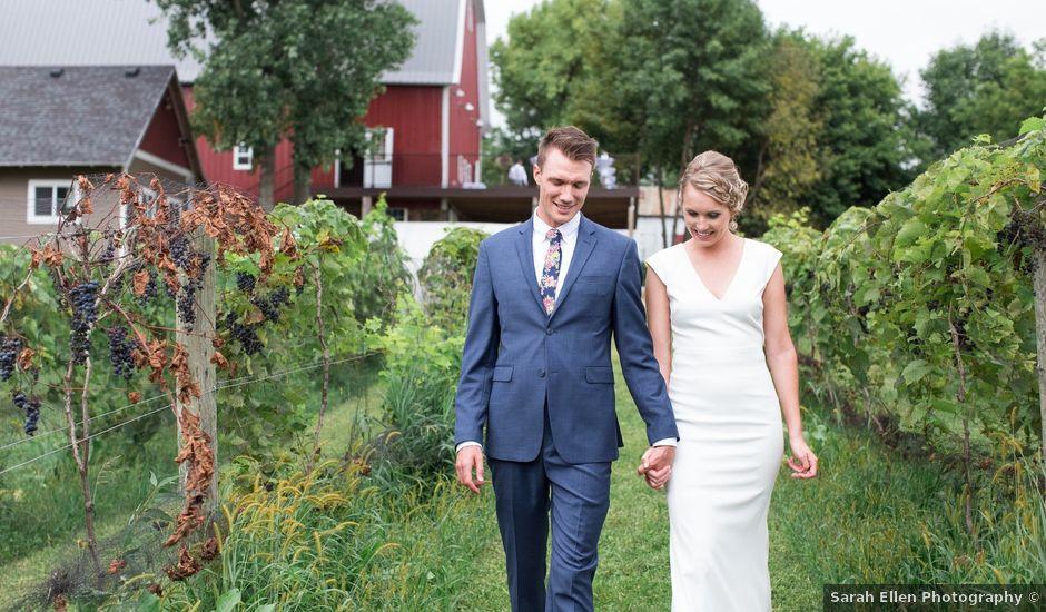 Maren and Jack's Wedding in Northfield, Ohio