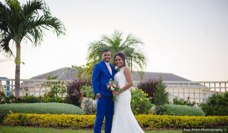 Cheyanne and Mishka's Wedding in Montego Bay, Jamaica