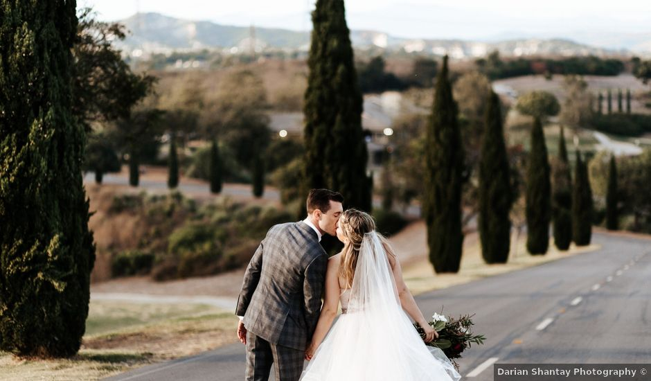 Jake and Leah's Wedding in San Clemente, California