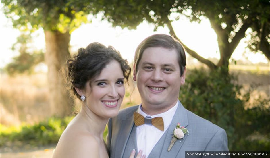 Angela and James's Wedding in Mountain View, California