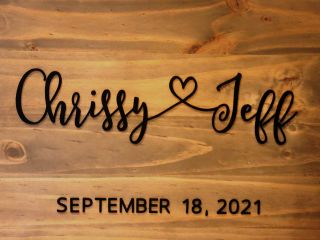 The wedding of Chrissy and Jeff 2