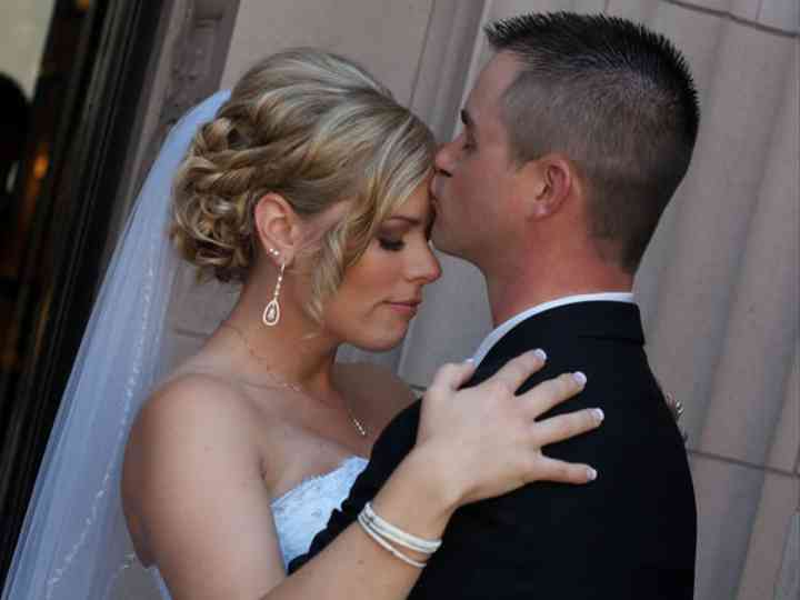 The wedding of Jon and Jenny