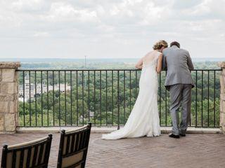 The wedding of Ryan and Erin 1
