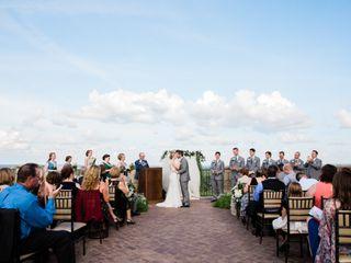 The wedding of Ryan and Erin