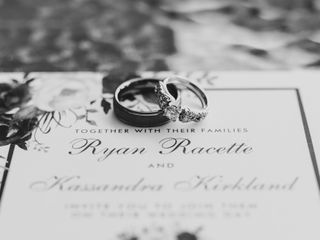 The wedding of Kassandra and Ryan 1