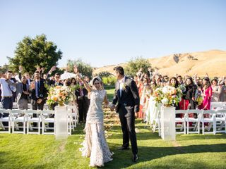 The wedding of Ayma and Ahmed 1