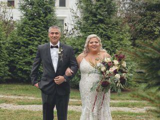 The wedding of Katie and Trey 1