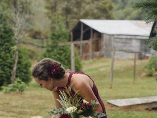 The wedding of Katie and Trey 2