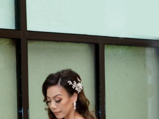 The wedding of Kristine and Eric 2