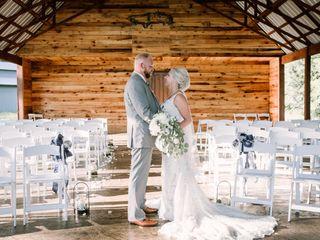 The wedding of Clarissa and Matt
