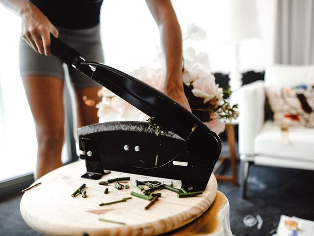 Jessica and Lamar's Wedding in Miami, Florida 5