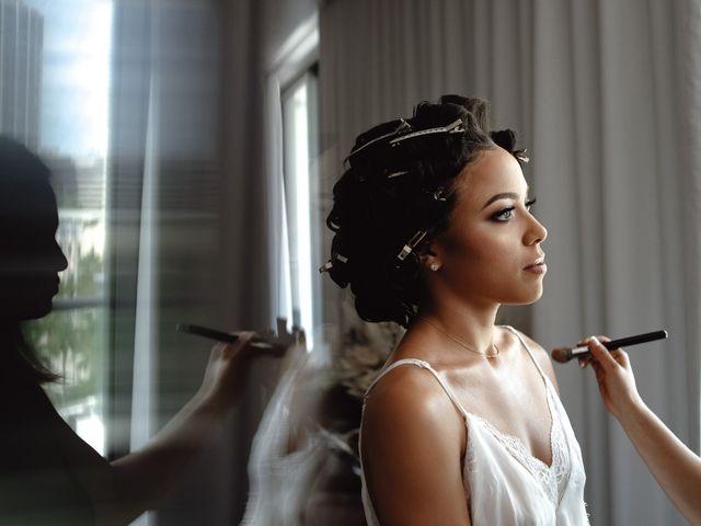 Jessica and Lamar's Wedding in Miami, Florida 10