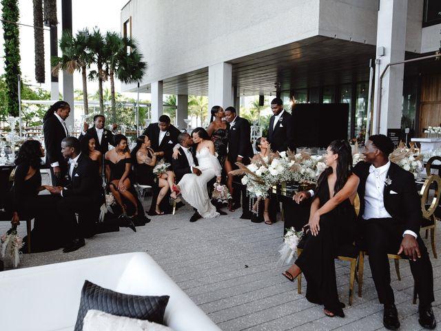 Jessica and Lamar's Wedding in Miami, Florida 1