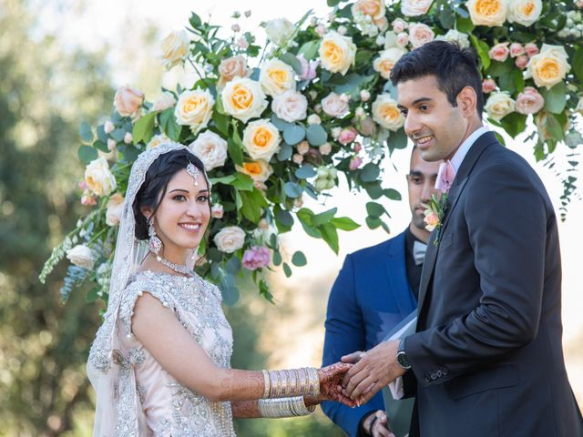 Ahmed and Ayma's Wedding in Livermore, California 2