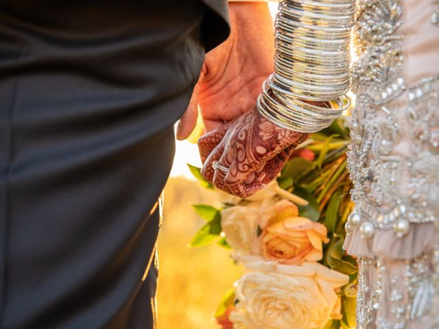 Ahmed and Ayma's Wedding in Livermore, California 9