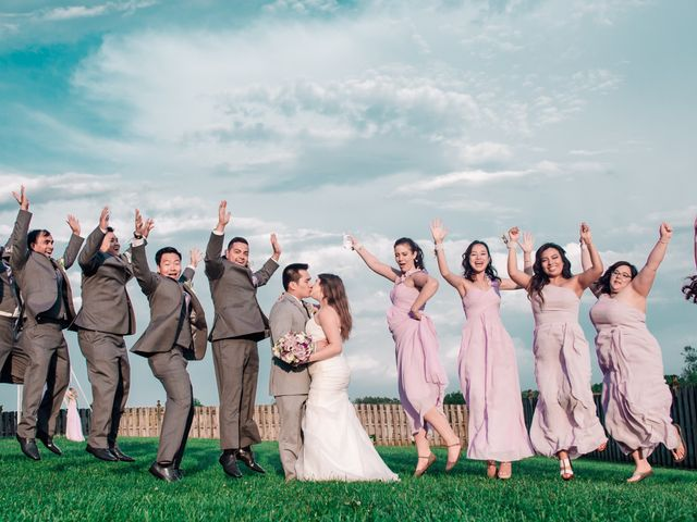 Phat and Natelee's Wedding in Waterford, Virginia 5