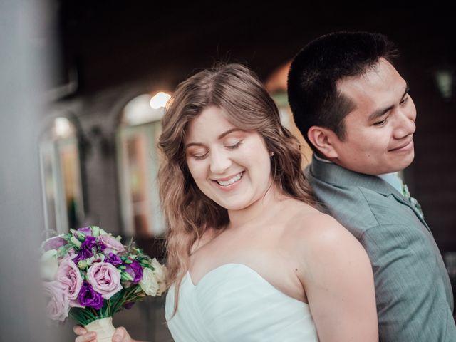 Phat and Natelee's Wedding in Waterford, Virginia 8