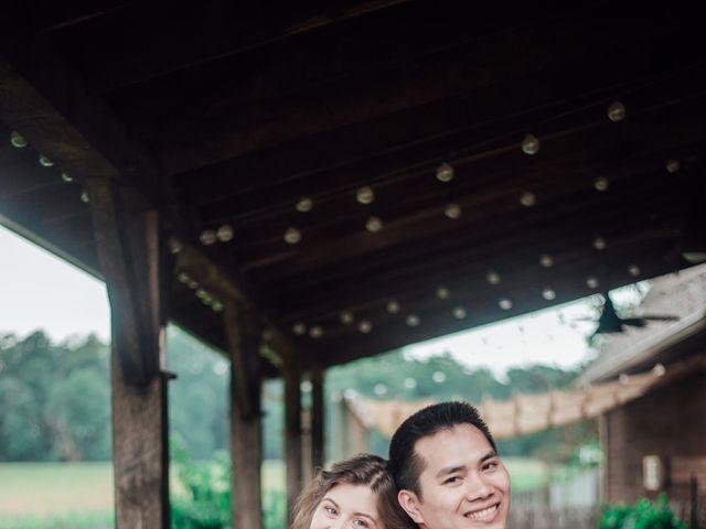 Phat and Natelee's Wedding in Waterford, Virginia 9