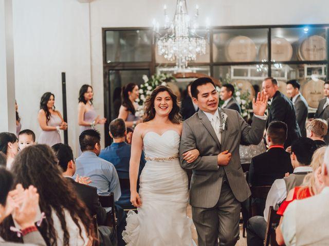 Phat and Natelee's Wedding in Waterford, Virginia 11
