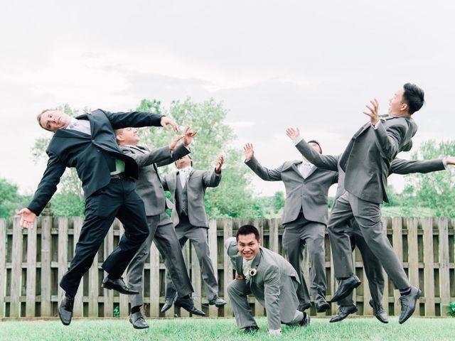 Phat and Natelee's Wedding in Waterford, Virginia 21