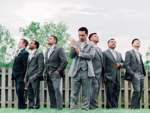 Phat and Natelee's Wedding in Waterford, Virginia 22