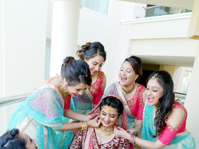 Mrugesh and Saachi's Wedding in Cancun, Mexico 18