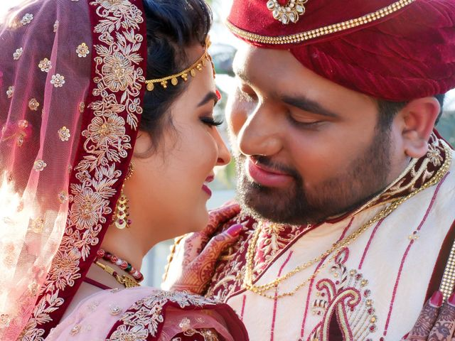 Mrugesh and Saachi's Wedding in Cancun, Mexico 22