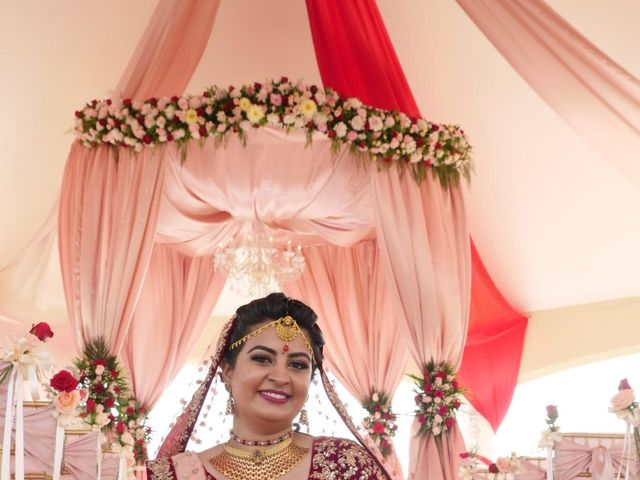 Mrugesh and Saachi's Wedding in Cancun, Mexico 39