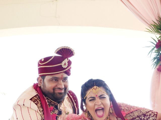 Mrugesh and Saachi's Wedding in Cancun, Mexico 52