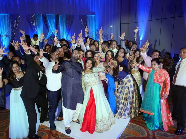Mrugesh and Saachi's Wedding in Cancun, Mexico 58