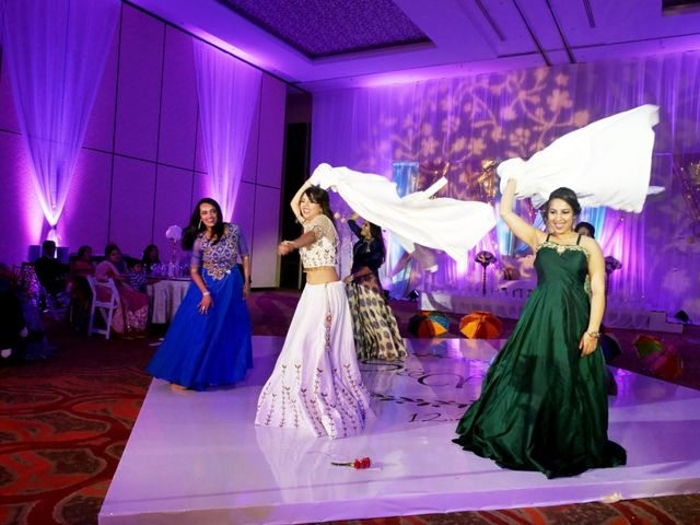 Mrugesh and Saachi's Wedding in Cancun, Mexico 60
