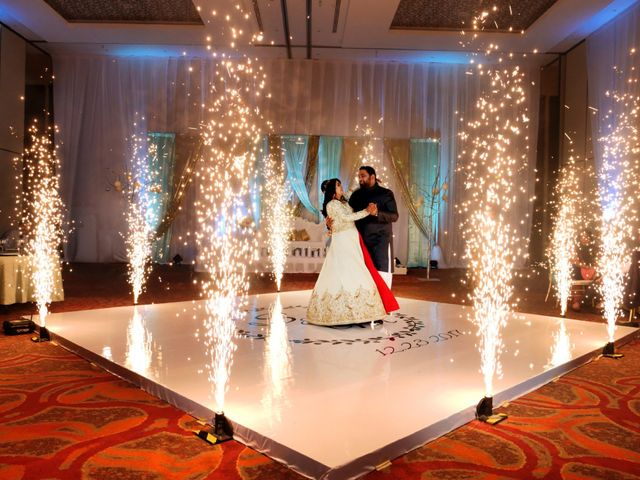 Mrugesh and Saachi's Wedding in Cancun, Mexico 62
