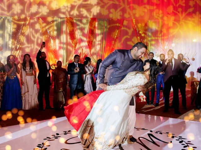 Mrugesh and Saachi's Wedding in Cancun, Mexico 63