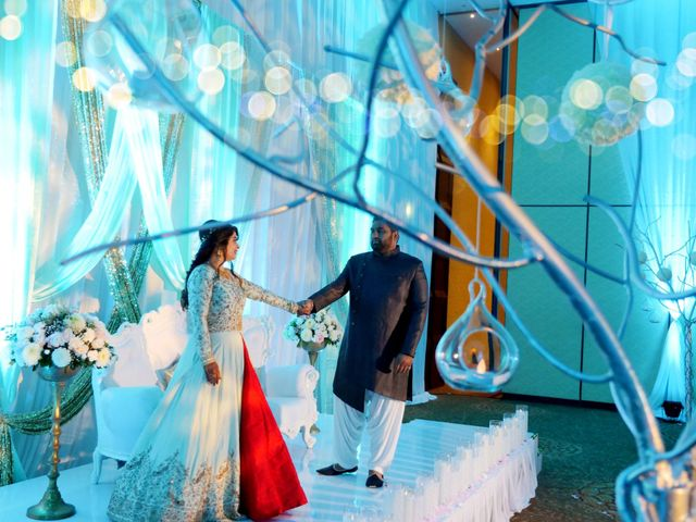 Mrugesh and Saachi's Wedding in Cancun, Mexico 66
