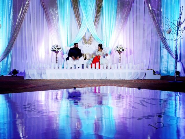 Mrugesh and Saachi's Wedding in Cancun, Mexico 69
