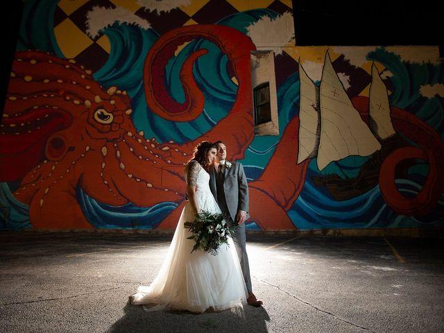 The wedding of Tina and Saul