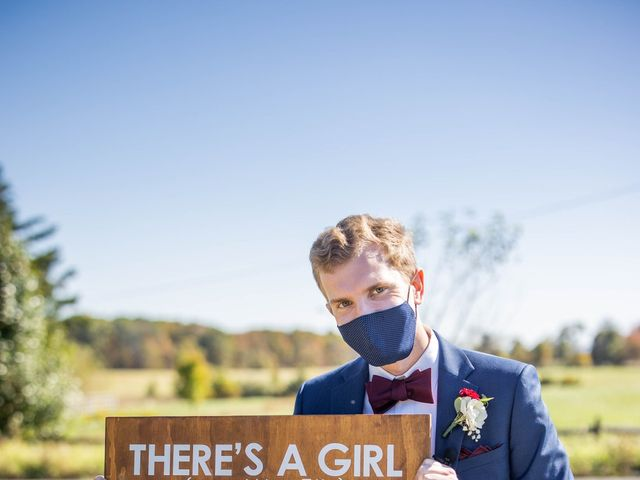 Emma and Cameron's Wedding in Round Hill, Virginia 9