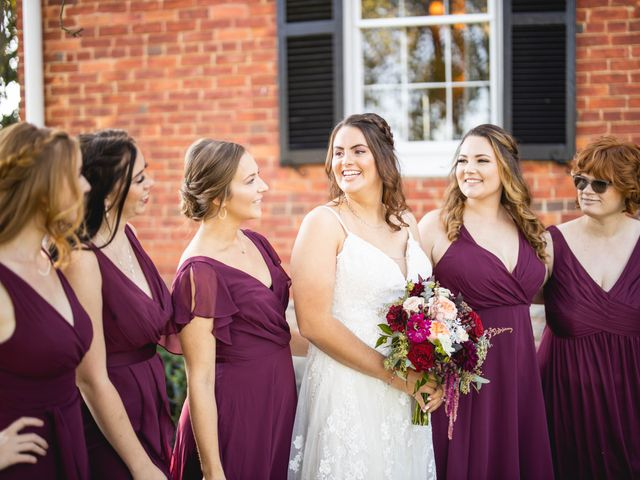 Emma and Cameron's Wedding in Round Hill, Virginia 11